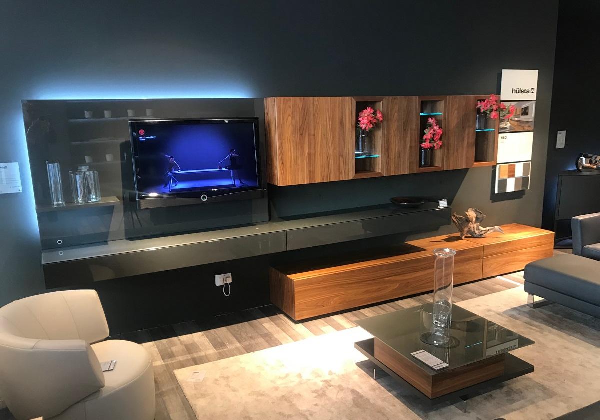 h lsta neo tv arrangement hulsta webstore. Black Bedroom Furniture Sets. Home Design Ideas